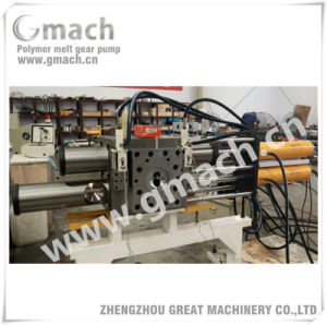 Plastic Underwater Pelletizing Extrusion Machine Used Automatic Self Cleaning Backflush Screen/Mesh/Net Changer pictures & photos