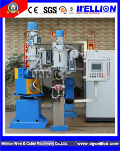High Quality Electric PVC Cable Extrudsion Production Line pictures & photos
