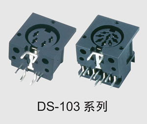3-8 Pin DIN Connector/Ds Terminal (DS-103) pictures & photos