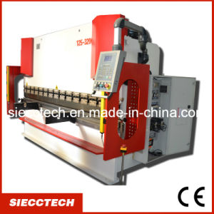 SIECC 125t Hydraulic Press Brake Machine pictures & photos