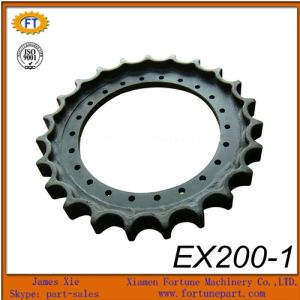 Sprocket Rim for Hitachi Excavator Ex200-1 Undercarriage Spare Parts pictures & photos