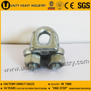 High Quality U. S. G 450 Type Forged Wire Rope Clip pictures & photos