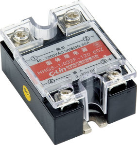 Solid State Relay (HHG5-1/032F-38 60-120A; HHG5-1/032F-120 60-120A) pictures & photos