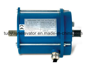 60100465 Three Phase Asynchronous Elevator Motor pictures & photos