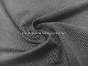 High Quality Functional Fiber Copperion Anti-Microbial N/Sp 85/15, 180GSM, Single Jersey Knitting Fabric for Sport pictures & photos