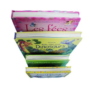 Custom Art Paper Board Book for Children (OEM-CB011) pictures & photos