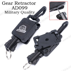 Handful Military Quality Fishing Tool Gear Retractor pictures & photos