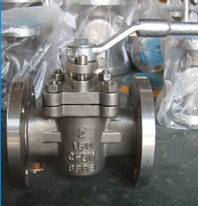 6in 150lb 316 Body Soft Sealing Plug Valve pictures & photos