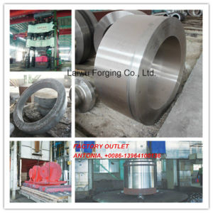 Forged Ring Open Die Forging Meeting ISO9001 Factory Outlet in Accordance with API Q1 Standard pictures & photos