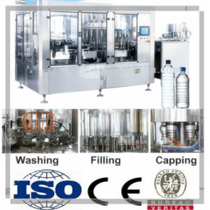 Good Price Automatic Mineral Water / Pure Water Filling Machine / Bottling Machinery pictures & photos