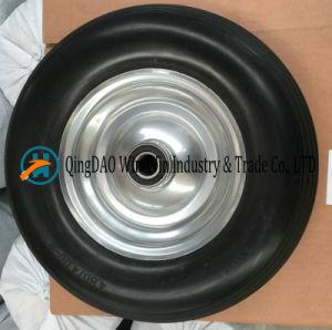 PU Foam Wheel for Wheelbarrow (16*4.80/4.00-8) pictures & photos