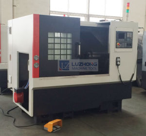 Sck6350 Lathe Machine Tool CNC Turning Center with High Speed pictures & photos