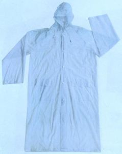 100% PVC Rain Coat R9035 pictures & photos