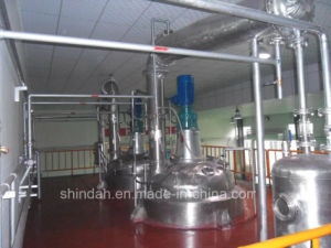 Epoxy Resin Complete Production Line pictures & photos