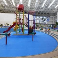Anti-Slip Swimming Pool Flooring for Indoor/Outdoor pictures & photos