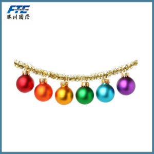 Cheap High Quality Christmas Ball for Christmas Tree Decoration pictures & photos