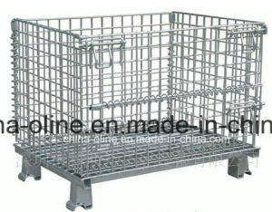 Steel Metal Wire Mesh Basket pictures & photos