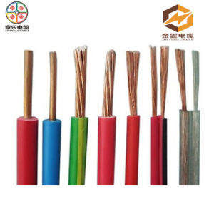 Electrical Wire/Textile Cable/Fabric Cable Cotton Cable Wire Electrical Wire PVC Cover