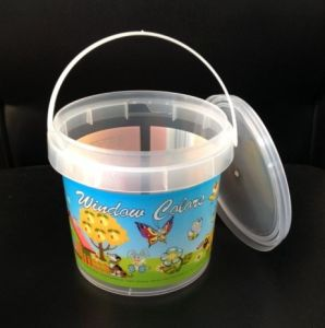 2L Plastic Bucket pictures & photos