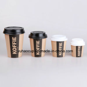 4/6/8/12oz Hot Cup for Brown Paper Cup pictures & photos