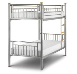 Metal Bunk Bed/ Steel Bunk Bed pictures & photos