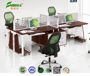 MFC Workstation Wooden High Quality Office Furniture pictures & photos