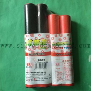 Big Size HDPE Plastic Trash Bag with Color Packing pictures & photos