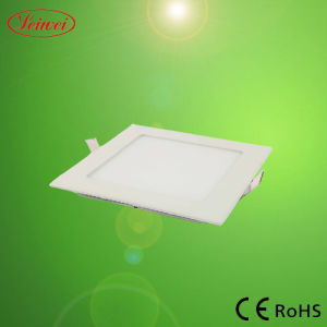 9W LED Panel Light (Square) pictures & photos