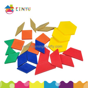 School Classroom Supplies/Pattern Blocks Puzzles pictures & photos