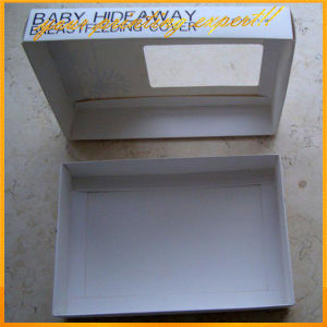 Packaging Paper Box with PVC Window pictures & photos