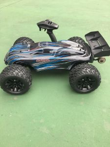 19.9inch 1/10th Electric Brushless RC Car with Blue Shell pictures & photos
