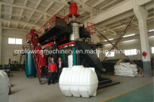 2000L Doubel Station Extrusion Blow Molding Machine with Ce
