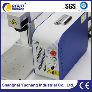 Industrial Laser Coding Machine for Stainless Steel pictures & photos