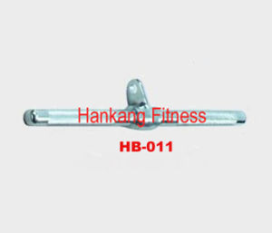 professional dumbbell, hammer strength weight plate, Tubular Straight Bar (HB-011) pictures & photos