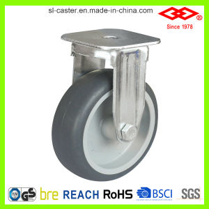 100mm Fixed Type Cart Caster (D139-34C100X32) pictures & photos
