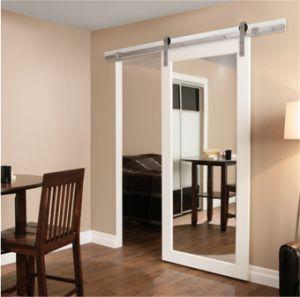 Amerecan Interior Door Hardware Stainles Steel Bathroom Door Hardware