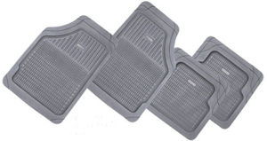 PVC and Rubber Car Mat (BT1024) pictures & photos