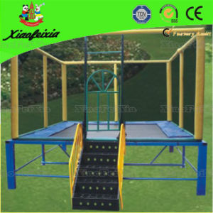 Galvanized Steel Outdoor Trampolines for Sale (LG051) pictures & photos