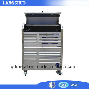 Hot Sell Stainless Steel with CD Roller Tool Chest pictures & photos