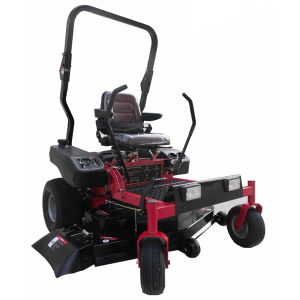 "42"" Professional Riding Lawn Mowers for Sale with 19HP B&S Engine"