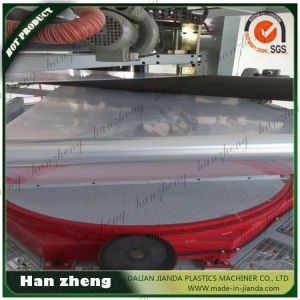 3 Layers Co-Extrusion Upper Rotary Blown Film Machine Film Sjm 45-3-1300 pictures & photos