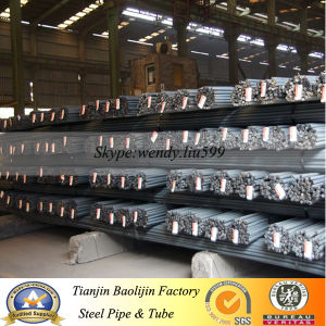 Hrb 400 Steel Rebar, Deformed Steel Bar, Iron Rods for Construction pictures & photos