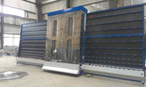 Glass Cleaning Machine/ Float Glass Cleaning Machine pictures & photos