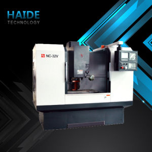 Vertical 3 Axis CNC Milling Machine pictures & photos