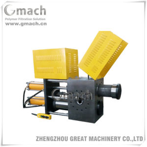 Large Filter Area Continuous Screen Changer for Plastic Extrusion Machine/Extruder pictures & photos