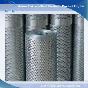 Factory Supply Cheap Perforated Metal Tube pictures & photos