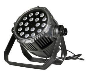 18PCS* 10W RGBW 4in1 Waterproof LED PAR Can Light