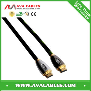 Metal Plug 1.4V HDMI Cable, OEM Accepted with CE, RoHS (HC017)