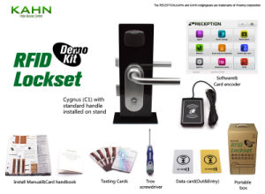 Proximity Card European Mortise Hotel Door Lock (Demokit)