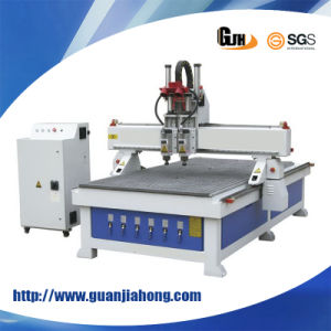 Multi-Workstage Fulling Inverter, Yako Driver, 1325 Atc Engraving/ Milling CNC Router pictures & photos